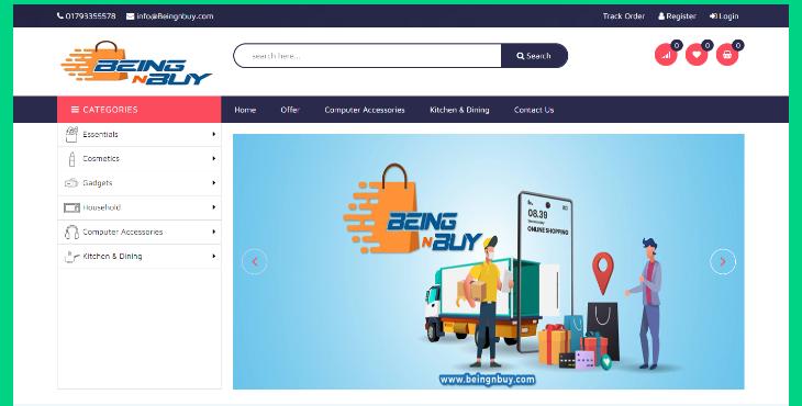Beingnbuy-Websolution IT