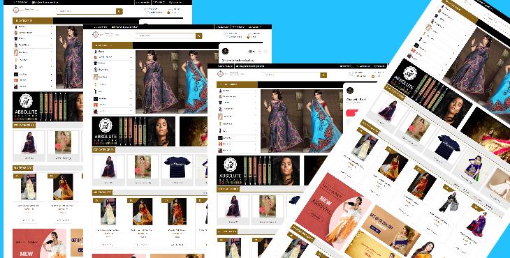 Fashion Ecstasy-Websolution IT